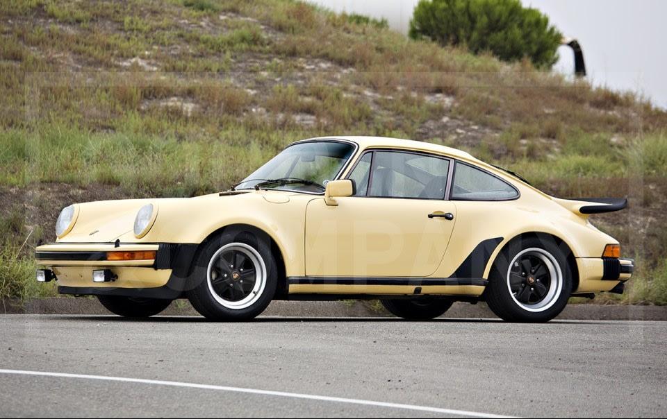 1977 Porsche 930-1