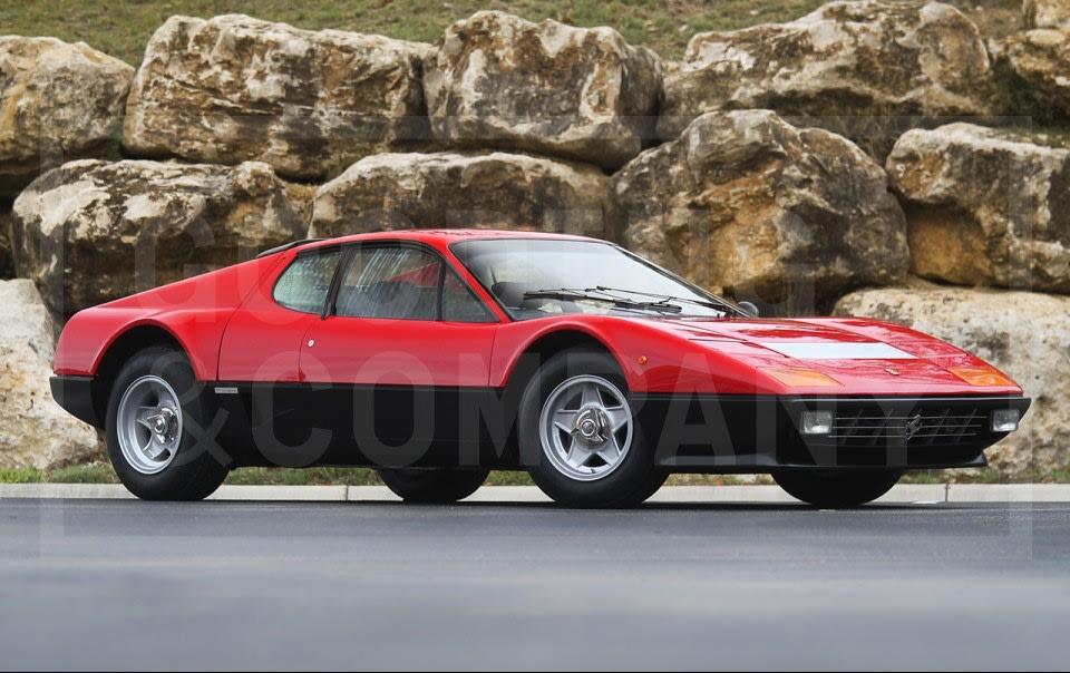 1979 Ferrari 512 Berlinetta Boxer