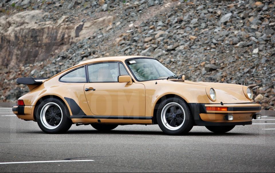 1979 Porsche 930-6
