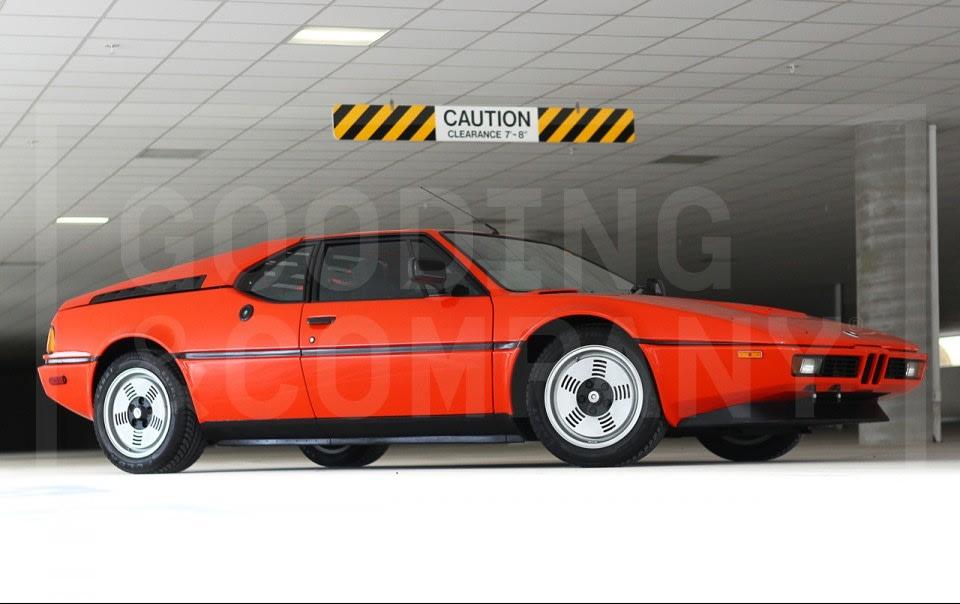 1980 BMW M1-2
