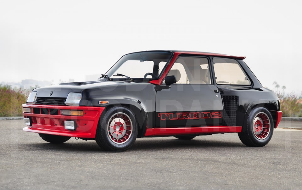 1983 Renault R5 Turbo II