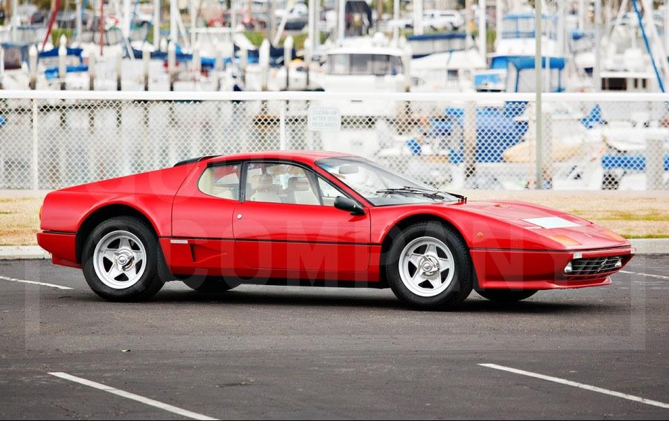 1984 Ferrari 512 BBi-2