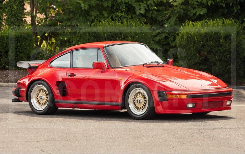 1984 Porsche 930 S Slantnose