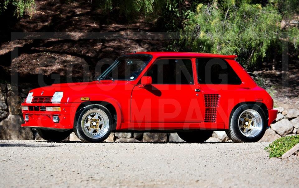 1984 Renault R5 Turbo II
