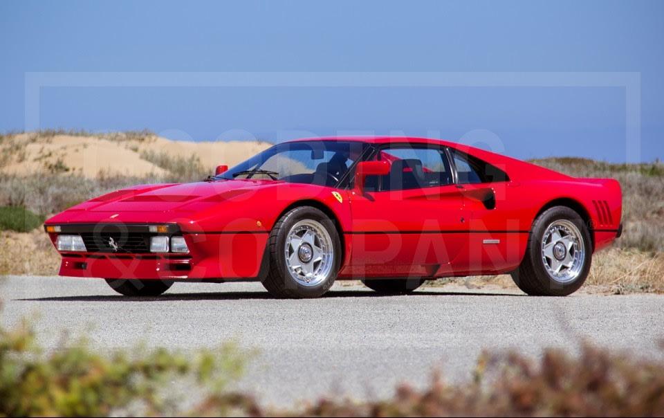 1985 Ferrari 288 GTO-6
