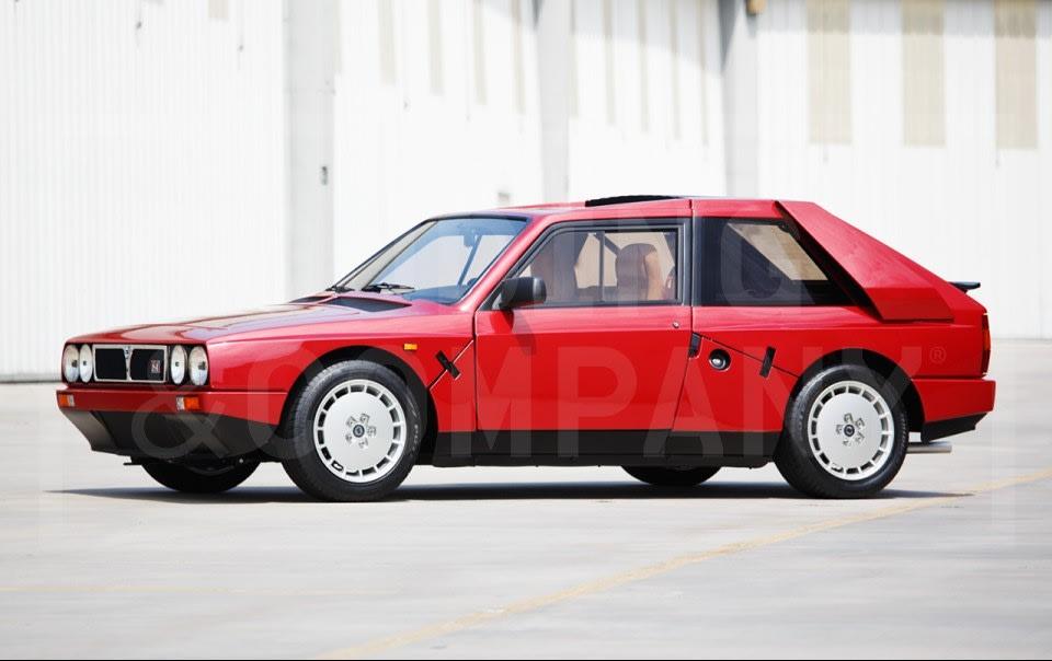 1985 Lancia Delta S4 Stradale-1