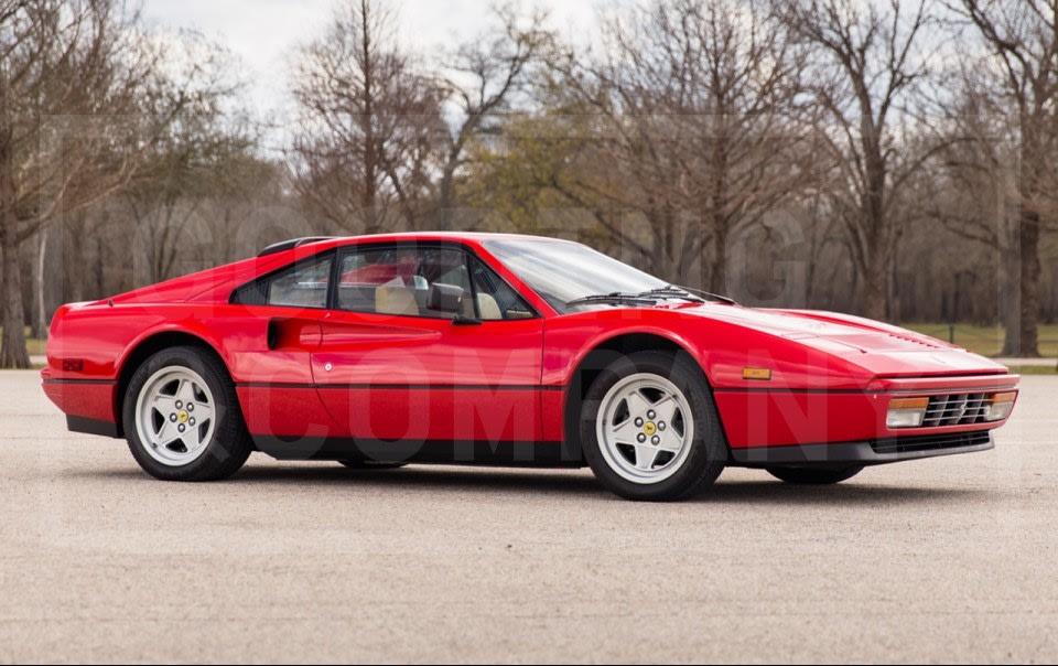 1988 Ferrari 328 GTB-2