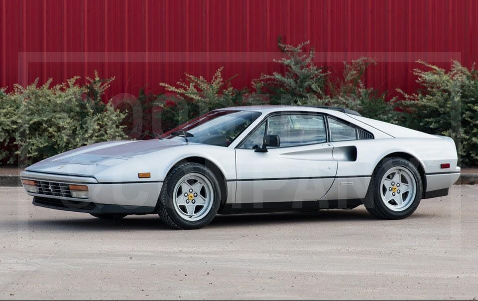 1988 Ferrari 328 GTB (1)