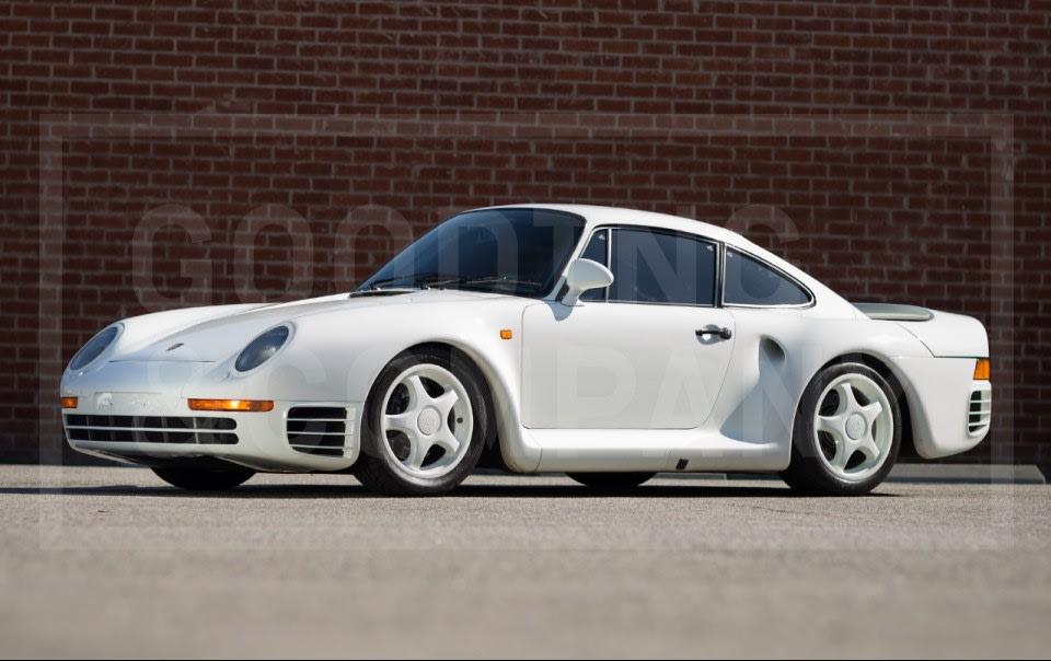 1988 Porsche 959 Sport-2