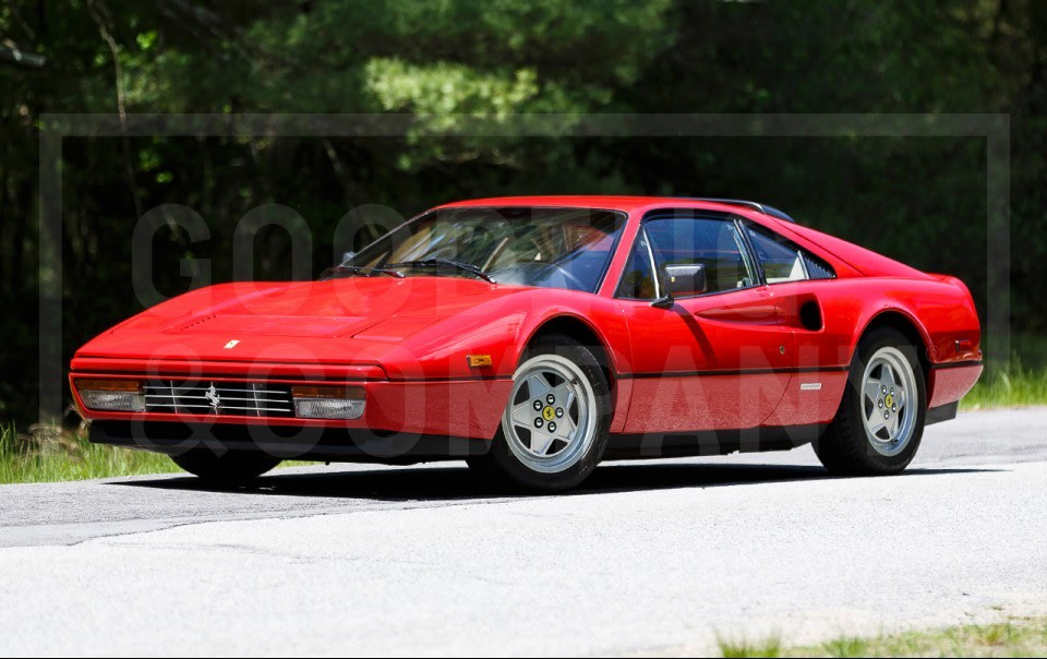 1989 Ferrari 328 GTB-2