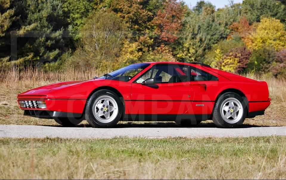 1989 Ferrari 328 GTB-1