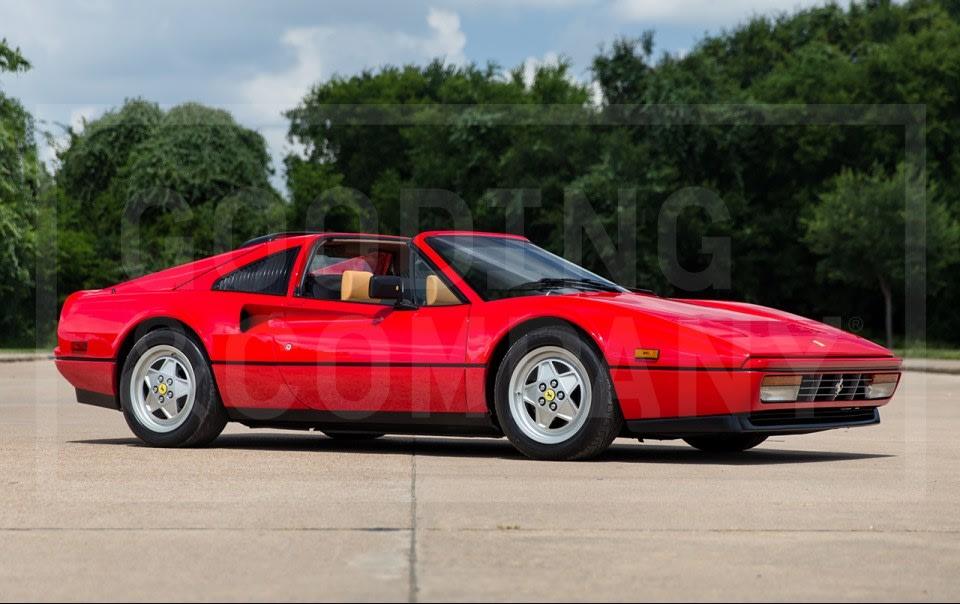1989 Ferrari 328 GTS-1