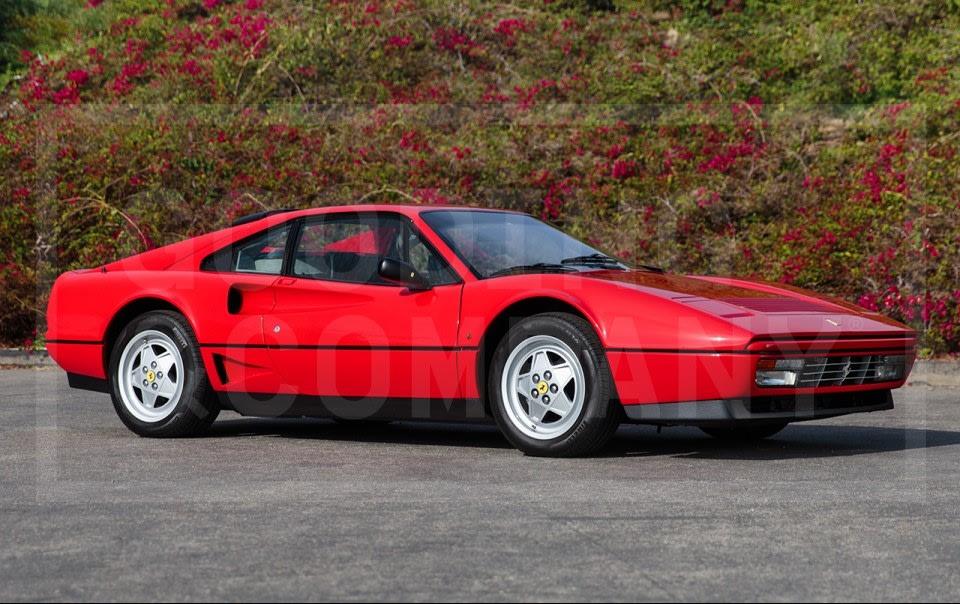 1989 Ferrari GTB Turbo