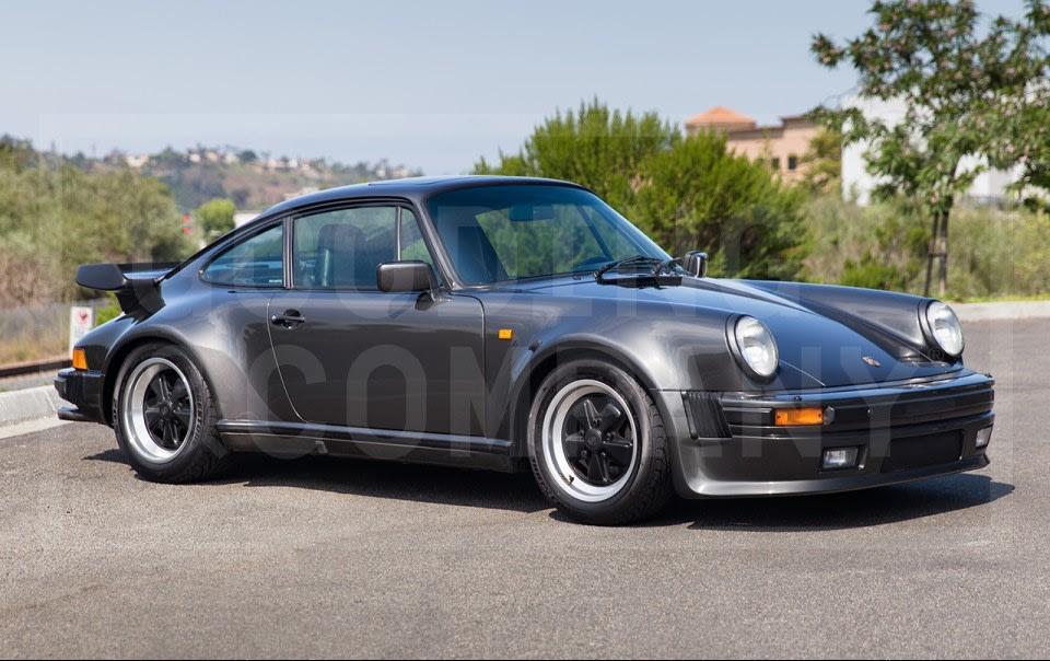 1989 Porsche 930 S