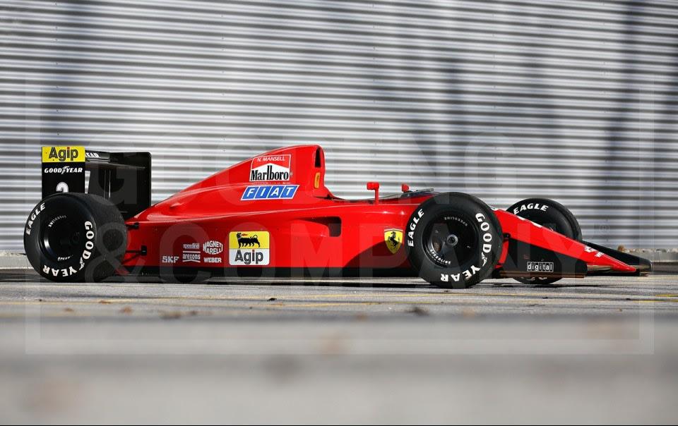 1990 Ferrari 641/2