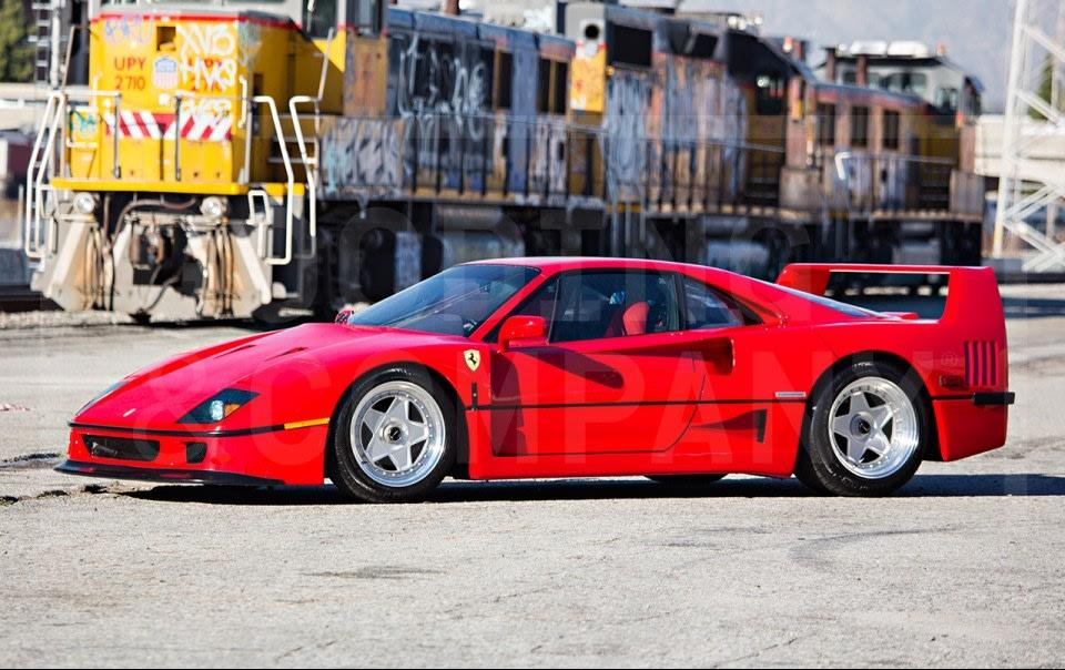 1990 Ferrari F40-5