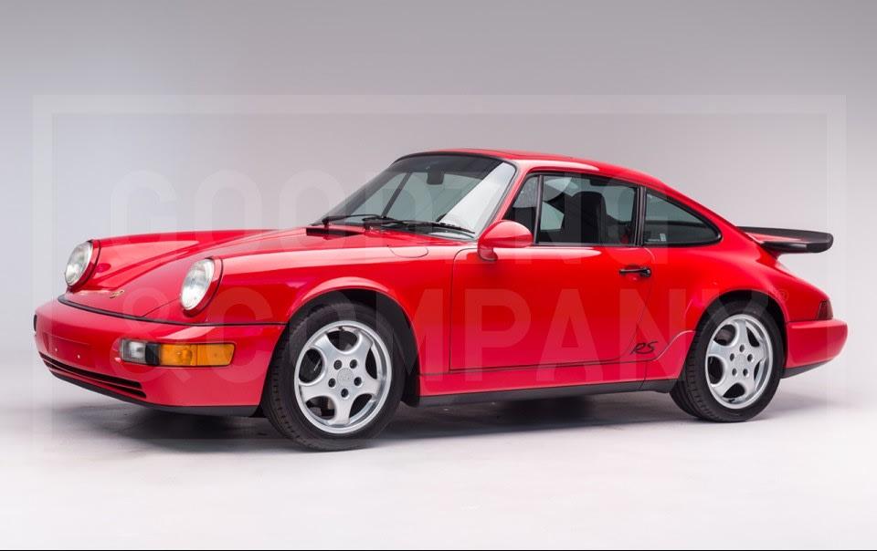 1993 Porsche 964 RS America