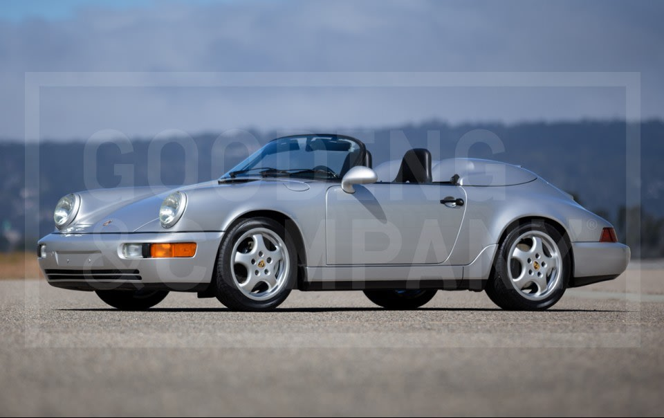 1994 Porsche 964 Speedster-2