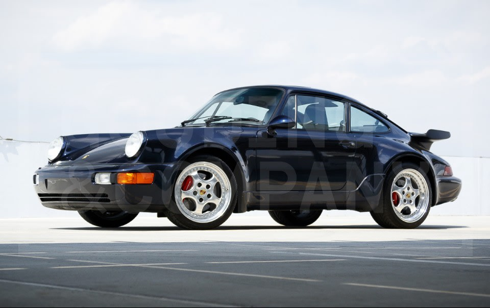 1994 Porsche 964 Turbo  3.6-2