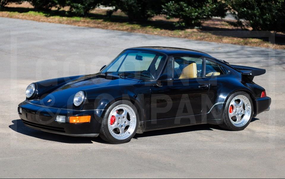 1994 Porsche 964 Turbo 3.6-3