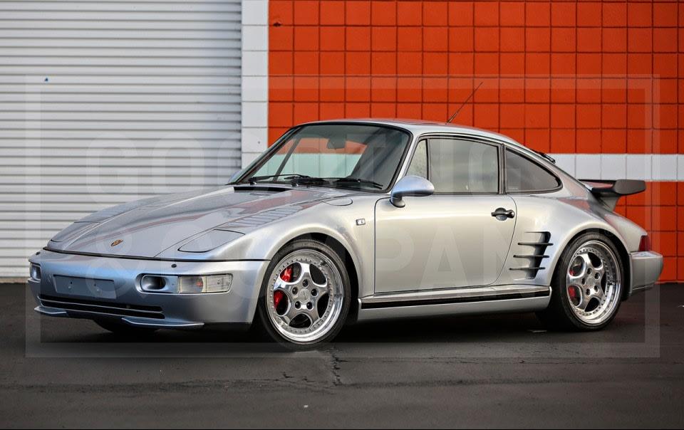 1994 Porsche 964 Turbo S 3.6 Flachbau