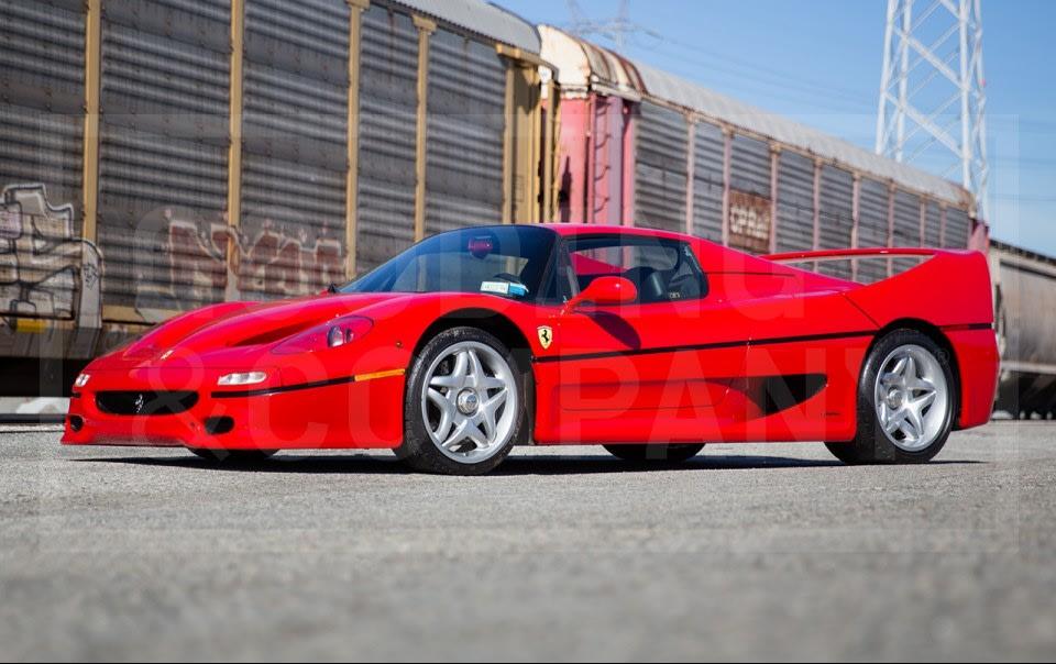 1995 Ferrari F50-5