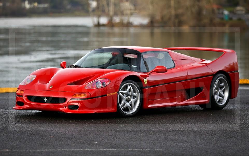 1995 Ferrari F50-6
