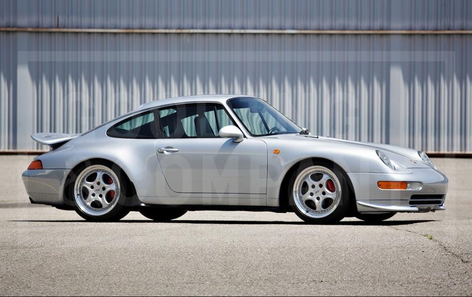 1995 Porsche 993 Carrera 3.8 RS