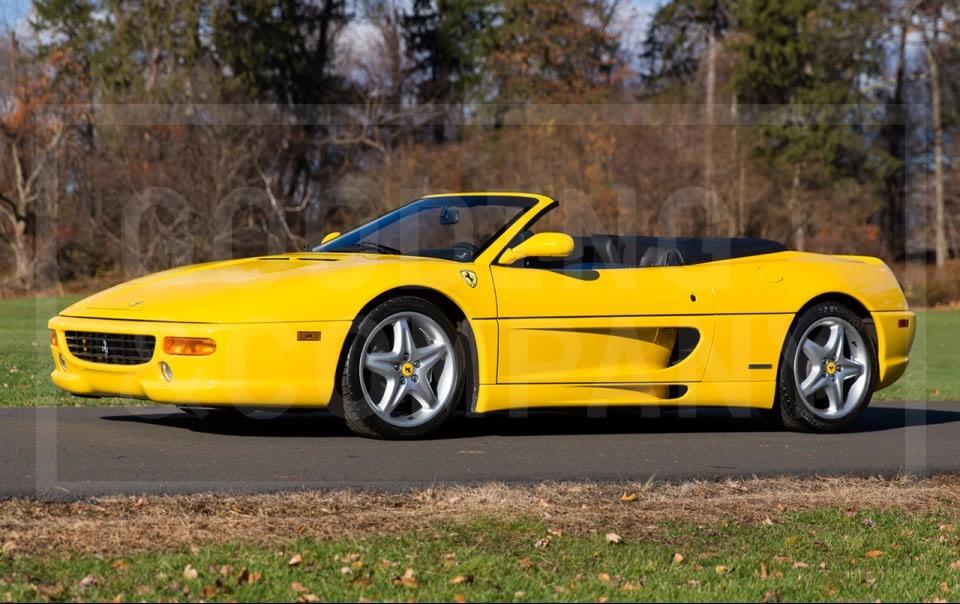 1996 Ferrari F355 Spider-2