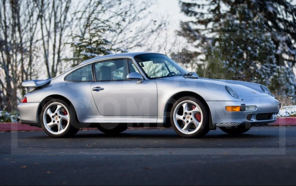 1996 Porsche 993 Turbo-1