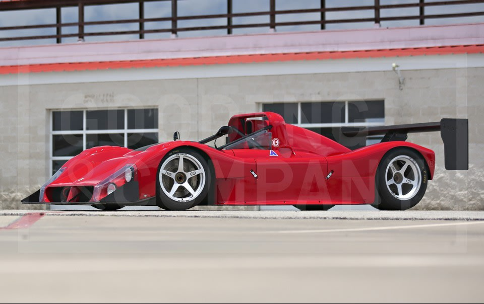 2001 Ferrari 333 SP