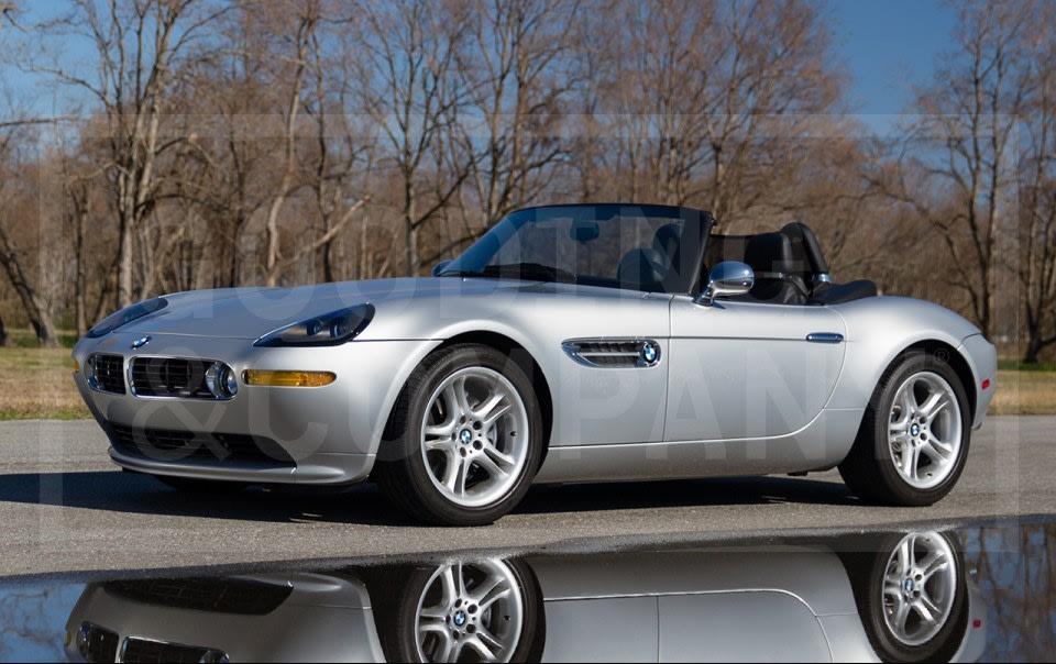 2002 BMW Z8-2