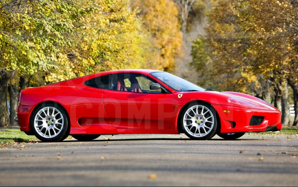 2004 Ferrari 360 Challenge Stradale-1