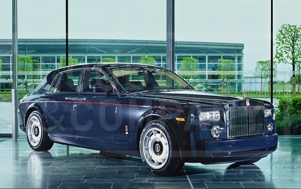 2004 Rolls-Royce Limited Edition Centenary Phantom