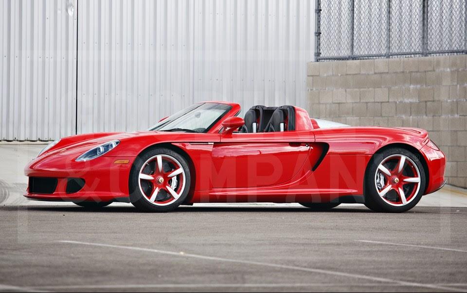 2005 Porsche Carrera GT-3