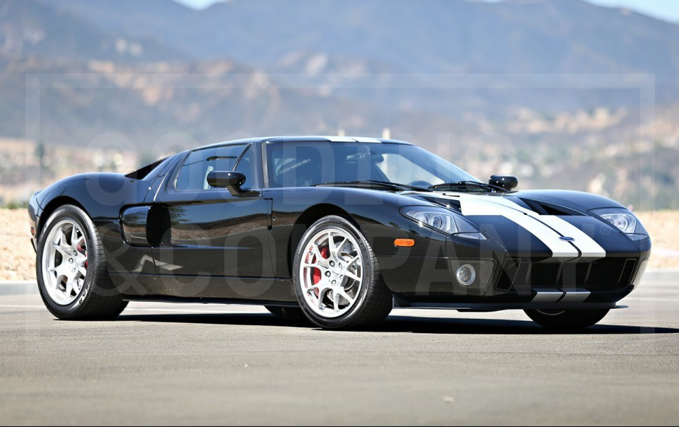 2006 Ford GT-4