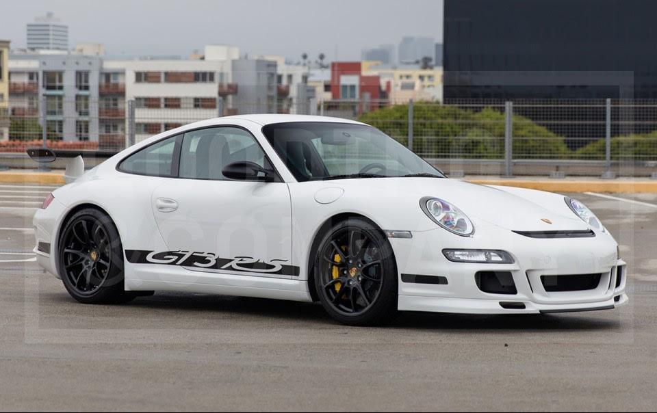 2008 Porsche 997 GT3 RS 3.6 (1)