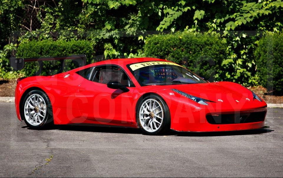 2011 Ferrari 458 Challenge-1
