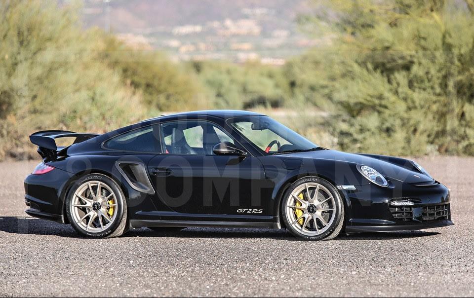 2011 Porsche 997 GT2 RS-2