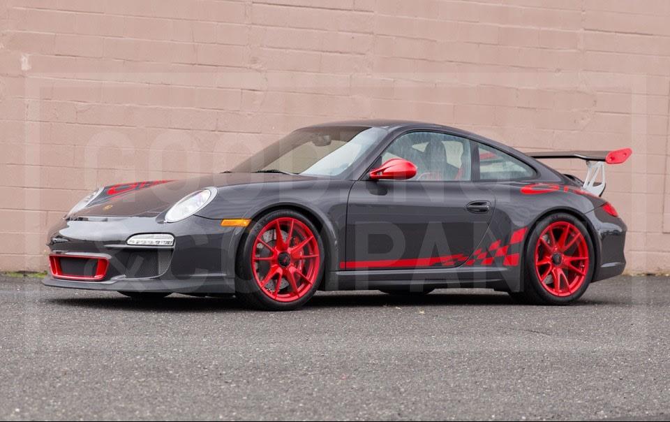 2011 Porsche 997 GT3 RS 3.8 (1)