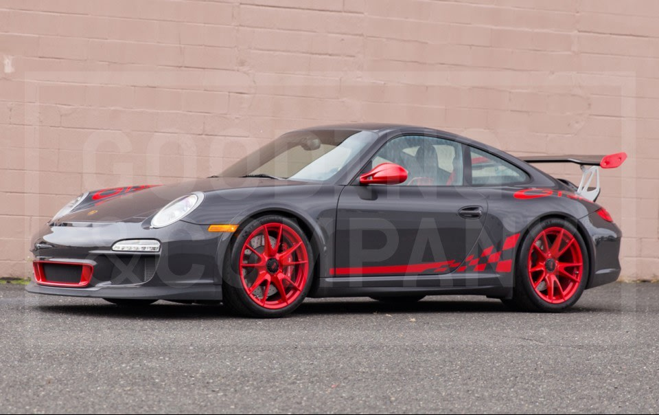 2011 Porsche 997 GT3 RS 3.8-5