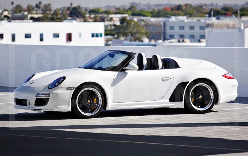 2011 Porsche 997 Speedster-3