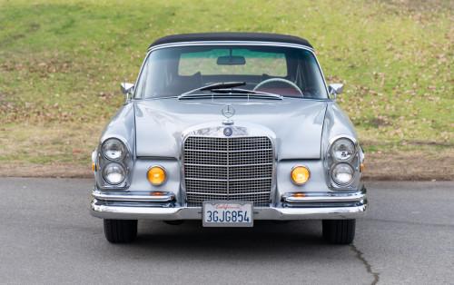 1969 Mercedes-Benz 280 SE Cabriolet