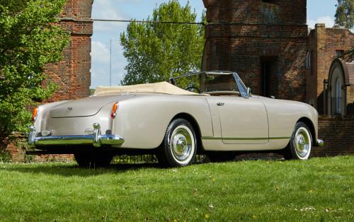1955 Bentley S1 Drophead Coupe