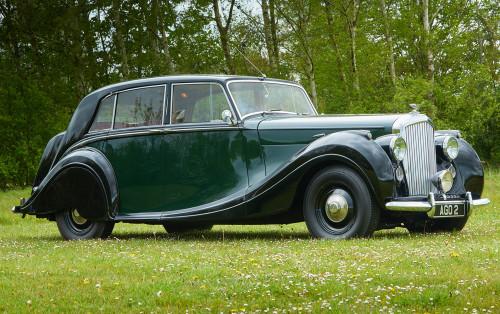 1949 Bentley Mark VI Special Saloon