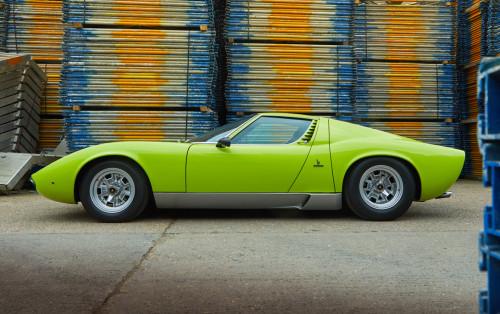 1968 Lamborghini Miura P400 S