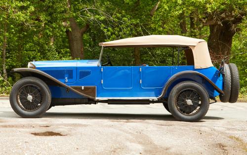 1928 Lancia Lambda