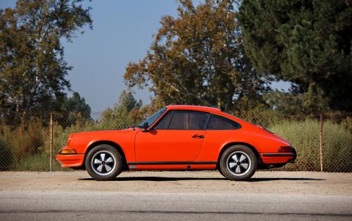 1972 Porsche 911 2.4 T
