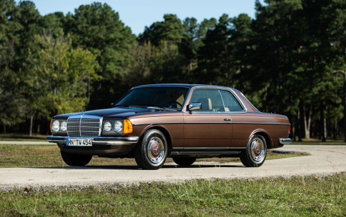 1984 Mercedes-Benz 230 CE