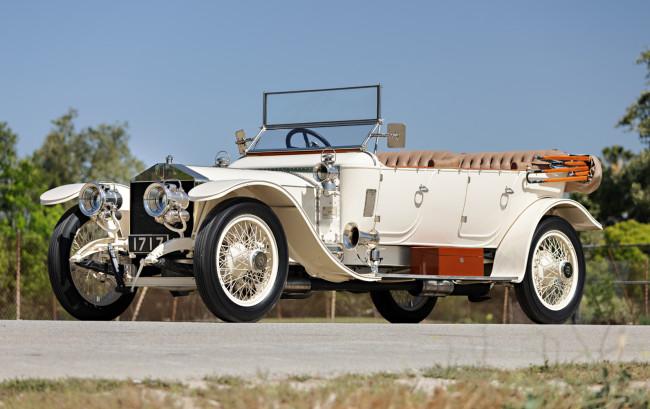 1911 Rolls-Royce 40/50 HP Silver Ghost Tourer